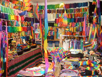 The Rainbow Shop Gallery
